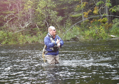 fly fishing in moosehead maine
