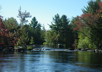 guided fishing trips katahdin maine