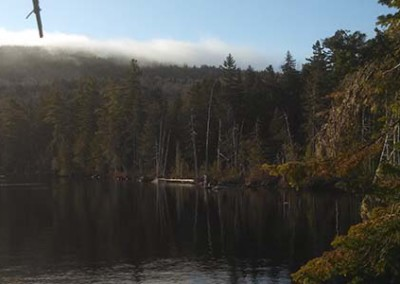 morning in katahdin