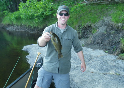 Jon Peterson Registered Maine Guide