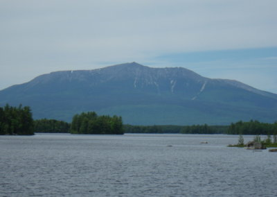 Guided Hiking Trips in Northern Maine